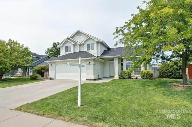 2224 E Royal Ave, Nampa, ID 83686 (MLS #98811986) :: Bafundi Real Estate