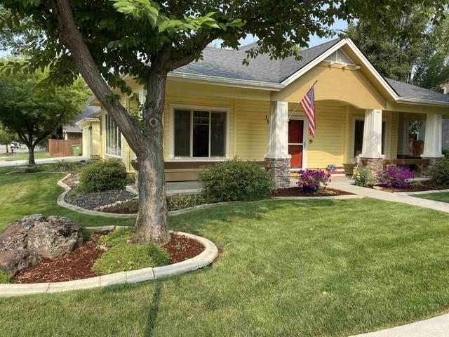 3659 N Legacy Common Ave, Meridian, ID 83646 (MLS #98812006) :: Scott Swan Real Estate Group