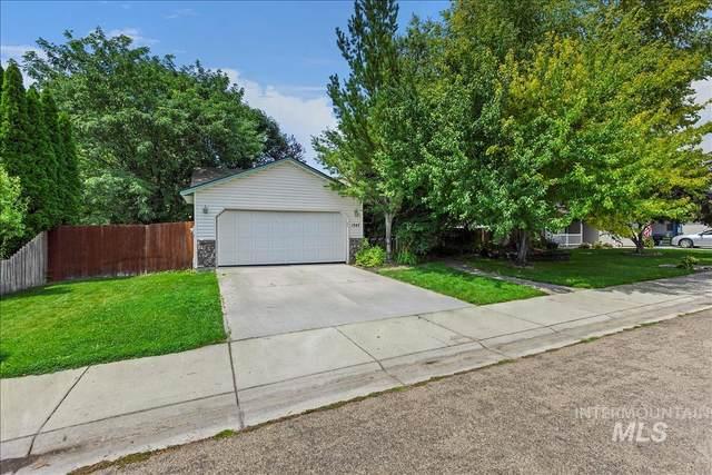 1347 N Forty Niner Ave, Kuna, ID 83634 (MLS #98812223) :: Build Idaho