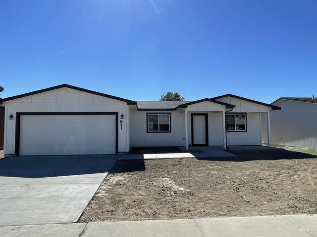 841 E Freedom St., Emmett, ID 83617 (MLS #98812435) :: City of Trees Real Estate