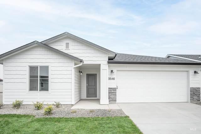 3546 W Commemoration Ave, Meridian, ID 83642 (MLS #98812639) :: Navigate Real Estate