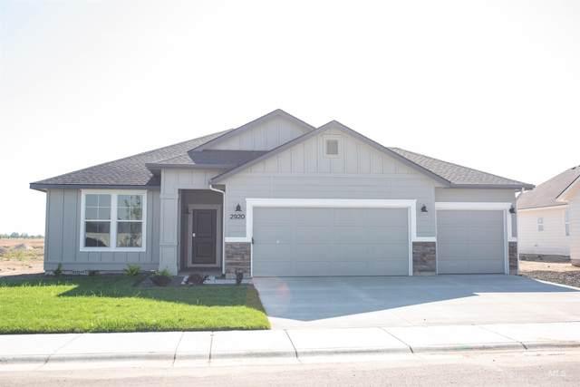 2920 N Sunset Farm Ave, Kuna, ID 83634 (MLS #98812688) :: Minegar Gamble Premier Real Estate Services