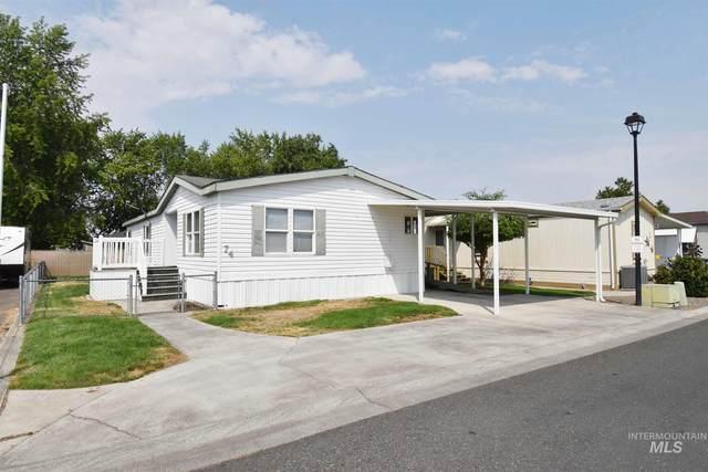2115 6th Avenue #74 #74, Clarkston, WA 99403 (MLS #98812699) :: Jon Gosche Real Estate, LLC