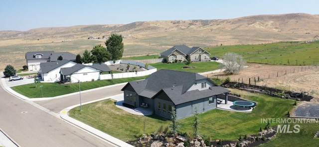 2420 Vista Ave, Payette, ID 83661 (MLS #98812818) :: Trailhead Realty Group