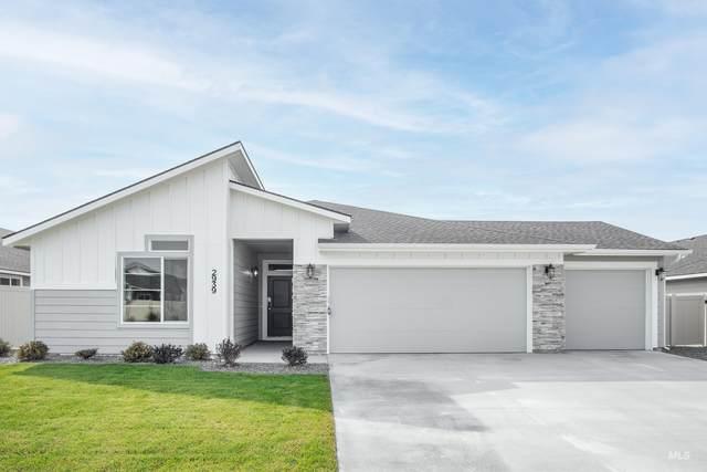 2939 N Coral Falls Ave, Kuna, ID 83634 (MLS #98812936) :: Minegar Gamble Premier Real Estate Services