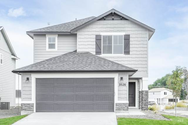 3526 W Remembrance Dr, Meridian, ID 83642 (MLS #98812999) :: Navigate Real Estate