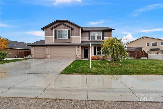 8482 W Snohomish, Boise, ID 83709 (MLS #98813068) :: Team One Group Real Estate