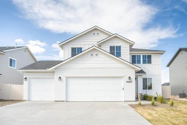15687 Patriot Ave., Nampa, ID 83651 (MLS #98813164) :: Idaho Life Real Estate
