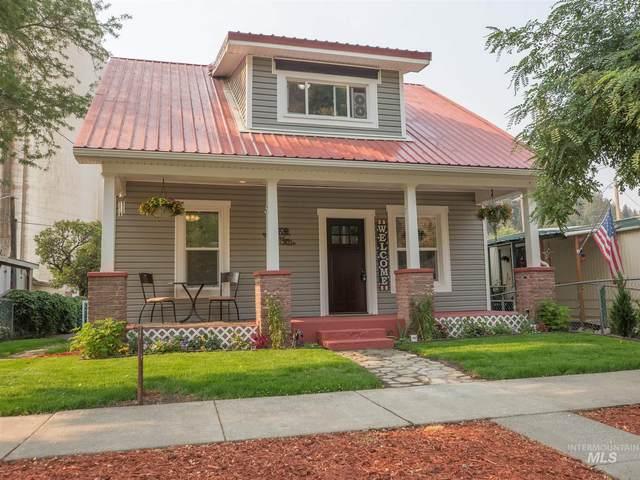 201 E Main Street, Kendrick, ID 83537 (MLS #98813324) :: Full Sail Real Estate