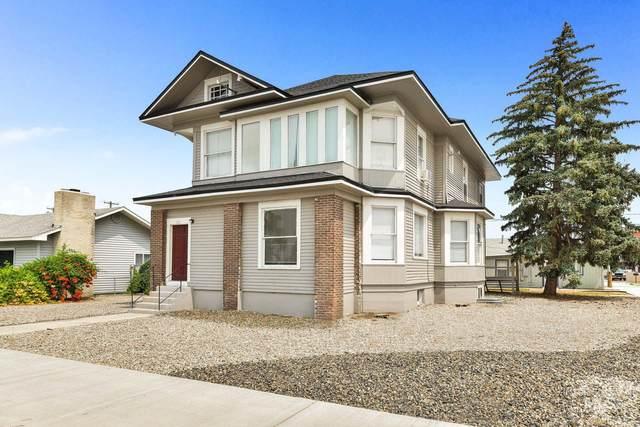 321 Blaine Street, Caldwell, ID 83605 (MLS #98813472) :: Beasley Realty