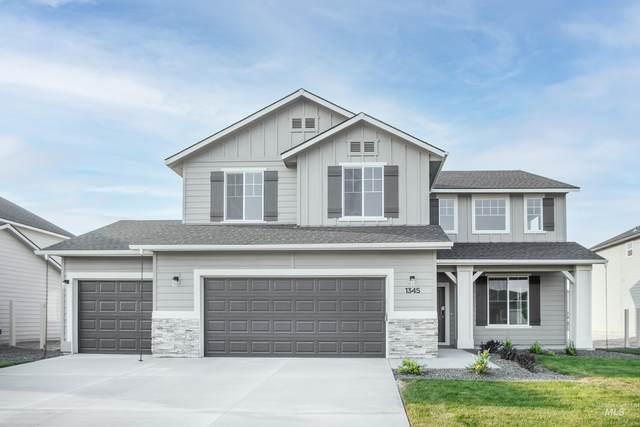 1345 W Pendululm Cove Dr, Kuna, ID 83634 (MLS #98813705) :: Boise Home Pros