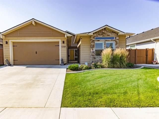 1349 W Bolton Lane, Eagle, ID 83616 (MLS #98813723) :: Idaho Life Real Estate
