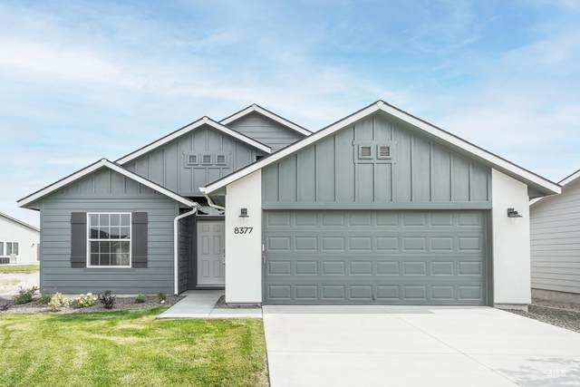 8377 E Harpster Ct., Nampa, ID 83687 (MLS #98813749) :: Boise River Realty