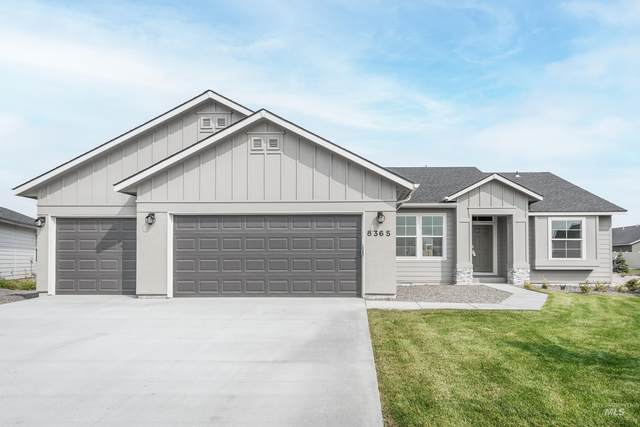 8365 E Harpster Ct., Nampa, ID 83687 (MLS #98813753) :: Boise River Realty