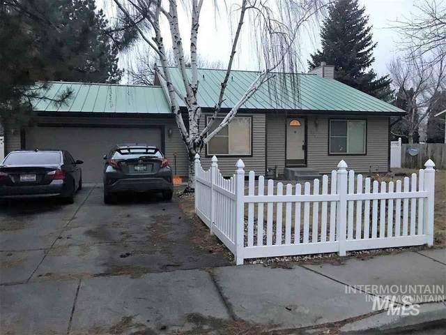 825 Westwind Drive, Twin Falls, ID 83301 (MLS #98813799) :: Scott Swan Real Estate Group