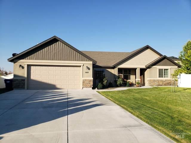 1448 Riverridge Street, Twin Falls, ID 83301 (MLS #98813826) :: Silvercreek Realty Group