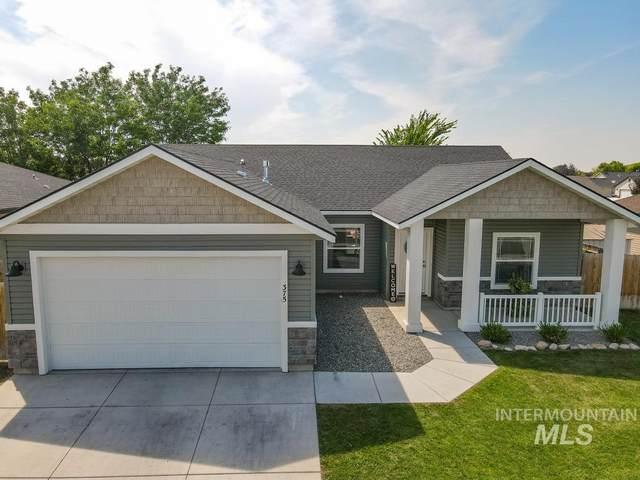 375 Joellen Drive, Twin Falls, ID 83301 (MLS #98813958) :: Scott Swan Real Estate Group