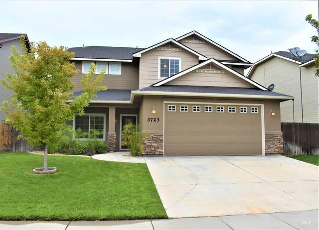 3723 N Buckstone Ave, Meridian, ID 83646 (MLS #98814159) :: Full Sail Real Estate