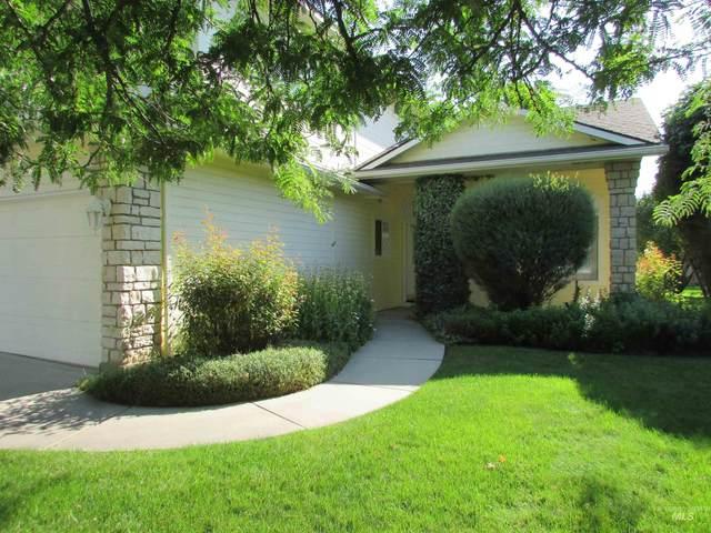 4994 N Lawsonia Pl., Boise, ID 83713 (MLS #98814724) :: Idaho Real Estate Advisors