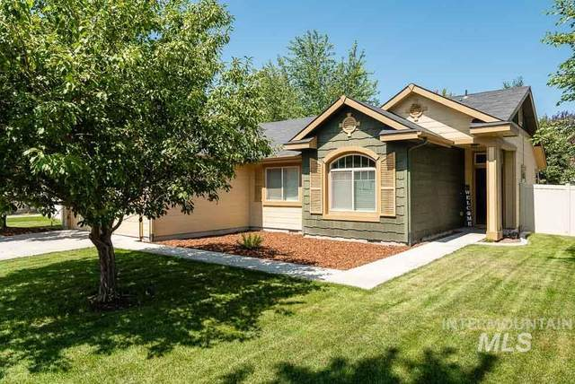 1224 E Loggers Pass St, Meridian, ID 83642 (MLS #98815120) :: Michael Ryan Real Estate