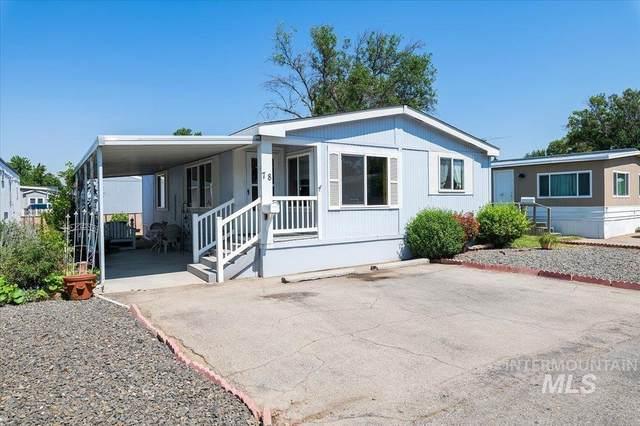2401 S Owyhee St. #78, Boise, ID 83705 (MLS #98815148) :: Jeremy Orton Real Estate Group