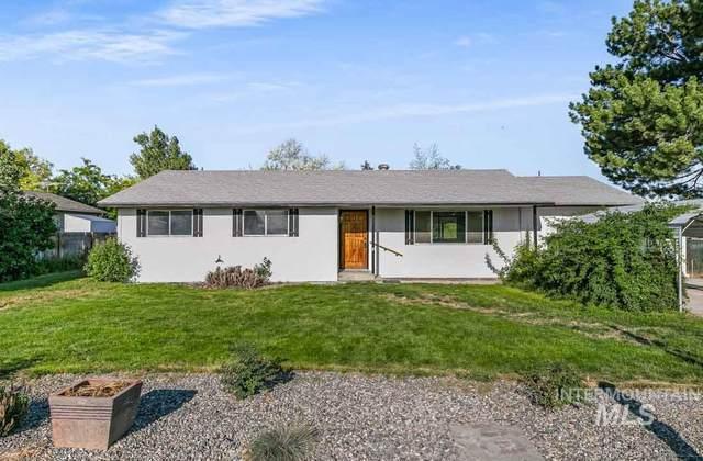 16705 Buckaroo Cir, Caldwell, ID 83607 (MLS #98815314) :: Bafundi Real Estate