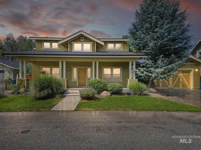 4865 W Willow Lane, Boise, ID 83703 (MLS #98815466) :: Full Sail Real Estate