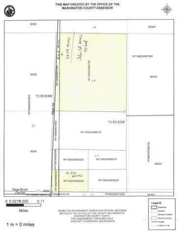 TBD Waite Rd, Midvale, ID 83645 (MLS #98815640) :: Minegar Gamble Premier Real Estate Services