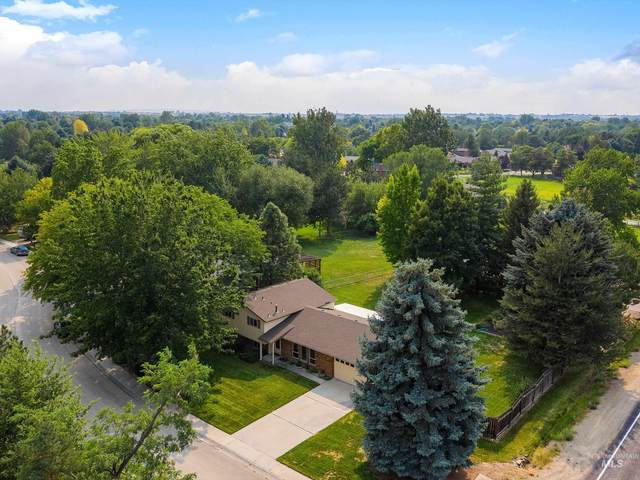 3025 S Ithaca Avenue, Boise, ID 83709 (MLS #98815989) :: City of Trees Real Estate