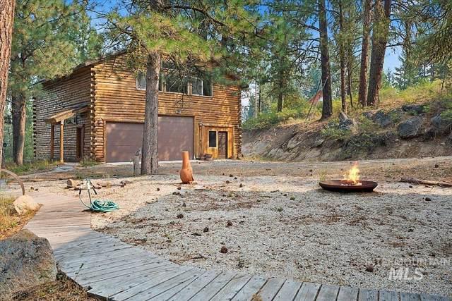 461 Hilltop, Cascade, ID 83611 (MLS #98816040) :: Idaho Life Real Estate
