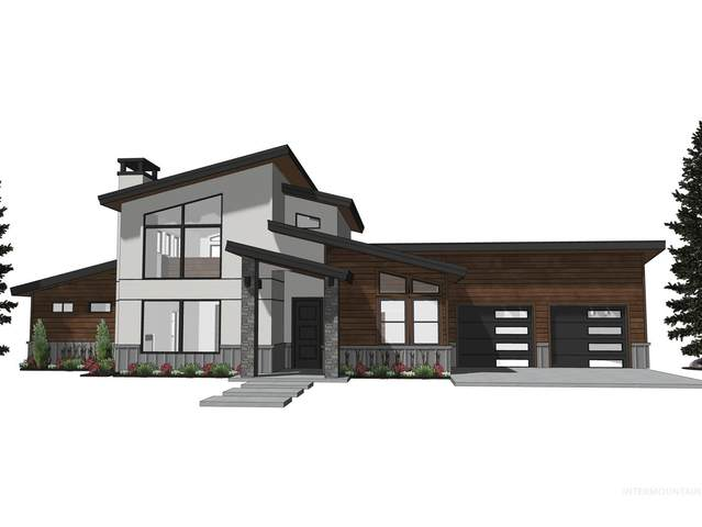 175 Jacks Loop, Donnelly, ID 83615 (MLS #98816251) :: Team One Group Real Estate