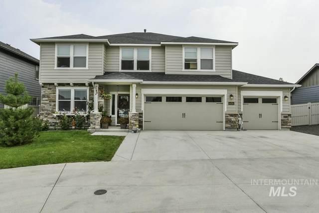 4458 N Glenrock Way, Meridian, ID 83646 (MLS #98816286) :: Story Real Estate