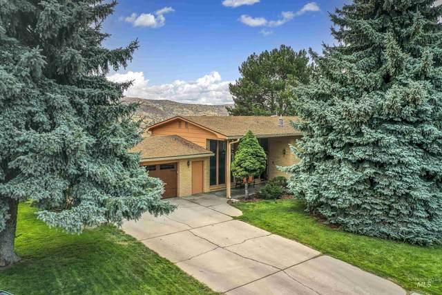 421 E Highland View Drive, Boise, ID 83702 (MLS #98816388) :: Trailhead Realty Group