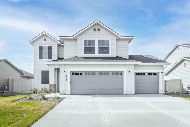 3075 N Moonshadow Ave, Kuna, ID 83634 (MLS #98816663) :: Idaho Life Real Estate