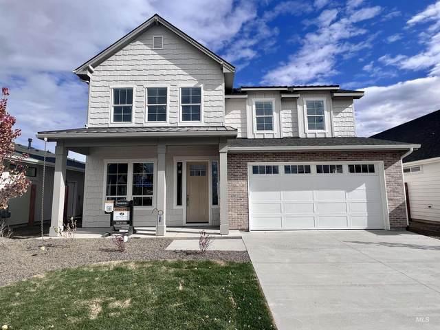 6560 N Oakstone Ave, Meridian, ID 83646 (MLS #98817244) :: Team One Group Real Estate