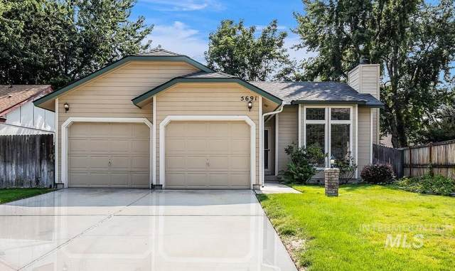 5691 W Parapet Ct., Boise, ID 83703 (MLS #98817302) :: First Service Group