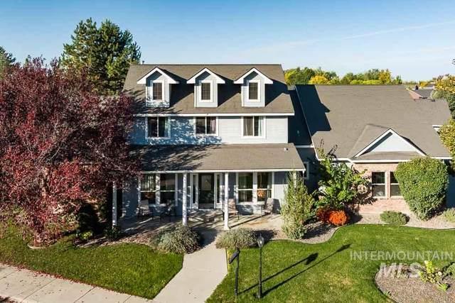 1039 Big Creek Circle, Nampa, ID 83686 (MLS #98817345) :: Full Sail Real Estate