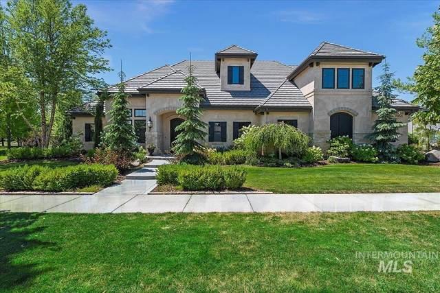 7055 N Sienna Glen Way, Meridian, ID 83646 (MLS #98817381) :: Navigate Real Estate