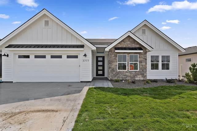 3777 W Lesina, Meridian, ID 83646 (MLS #98817409) :: Build Idaho