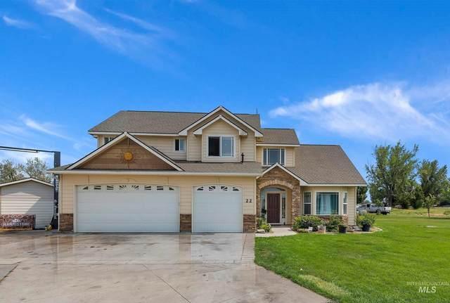 22 S Mason Creek, Nampa, ID 83687 (MLS #98817560) :: Story Real Estate