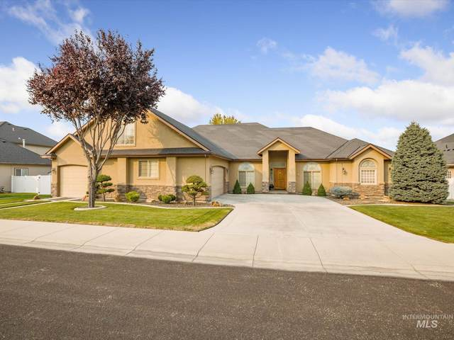 556 E Fallingbranch Dr, Meridian, ID 83642 (MLS #98817561) :: Team One Group Real Estate