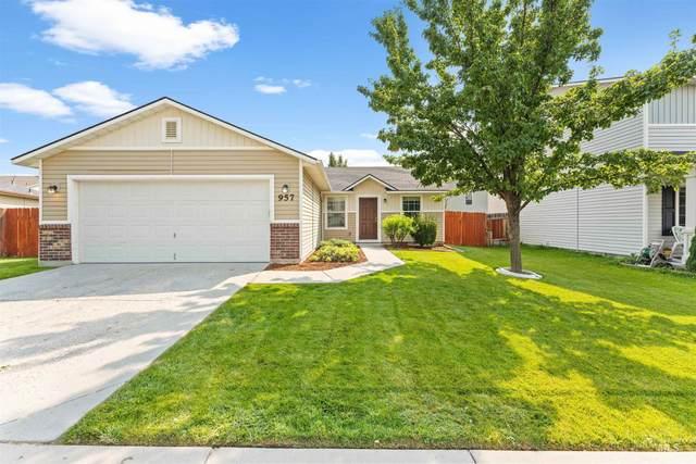 957 E Ensolarado St, Kuna, ID 83634 (MLS #98817725) :: Build Idaho
