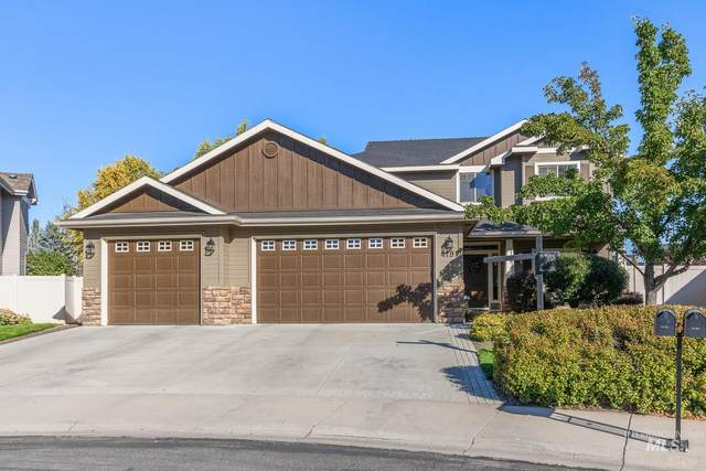 4191 N Conner Place, Meridian, ID 83646 (MLS #98817726) :: New View Team