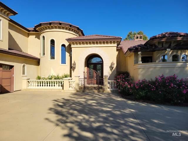 2890 S Pasa Tiempo Way, Eagle, ID 83616 (MLS #98817798) :: Idaho Life Real Estate