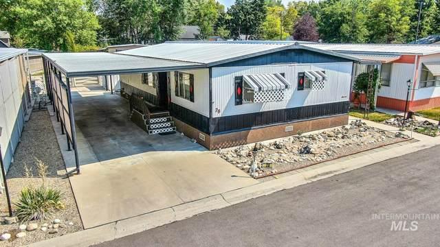 3181 W Alpine St #28, Boise, ID 83705 (MLS #98817879) :: Story Real Estate