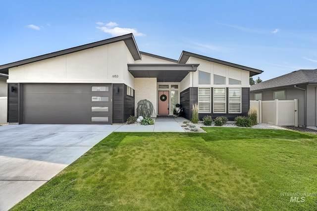 6153 W Baron Street, Boise, ID 83703 (MLS #98818129) :: Bafundi Real Estate