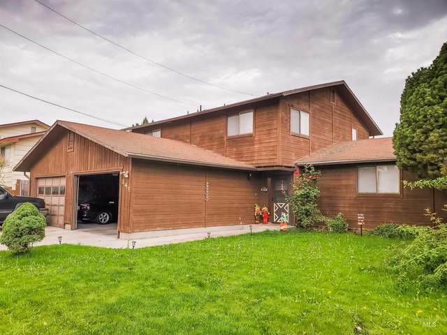 143 Sunset Drive & 1602 Sw 1st Place, Ontario, OR 97914 (MLS #98818142) :: Scott Swan Real Estate Group