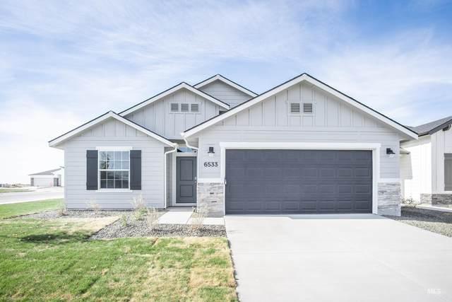 6533 S Faithful Ave, Meridian, ID 83642 (MLS #98818176) :: Navigate Real Estate