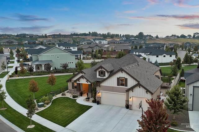 5269 S Twilight Mist Way, Meridian, ID 83642 (MLS #98818457) :: Build Idaho