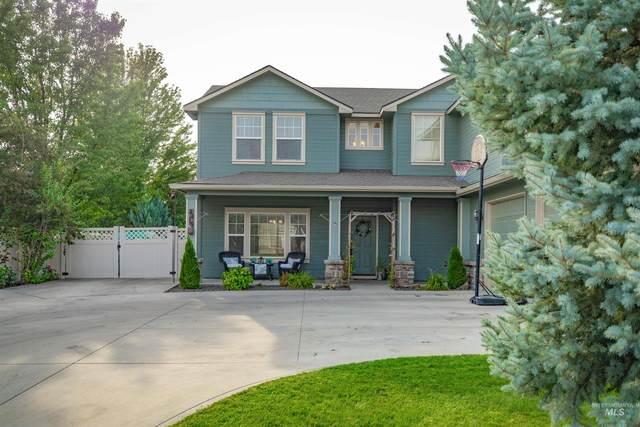 4415 N Montelino Ave, Meridian, ID 83646 (MLS #98818478) :: Build Idaho